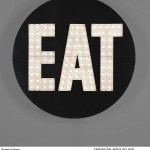 Robert Indiana - EAT