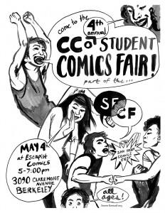SF Comics Fest