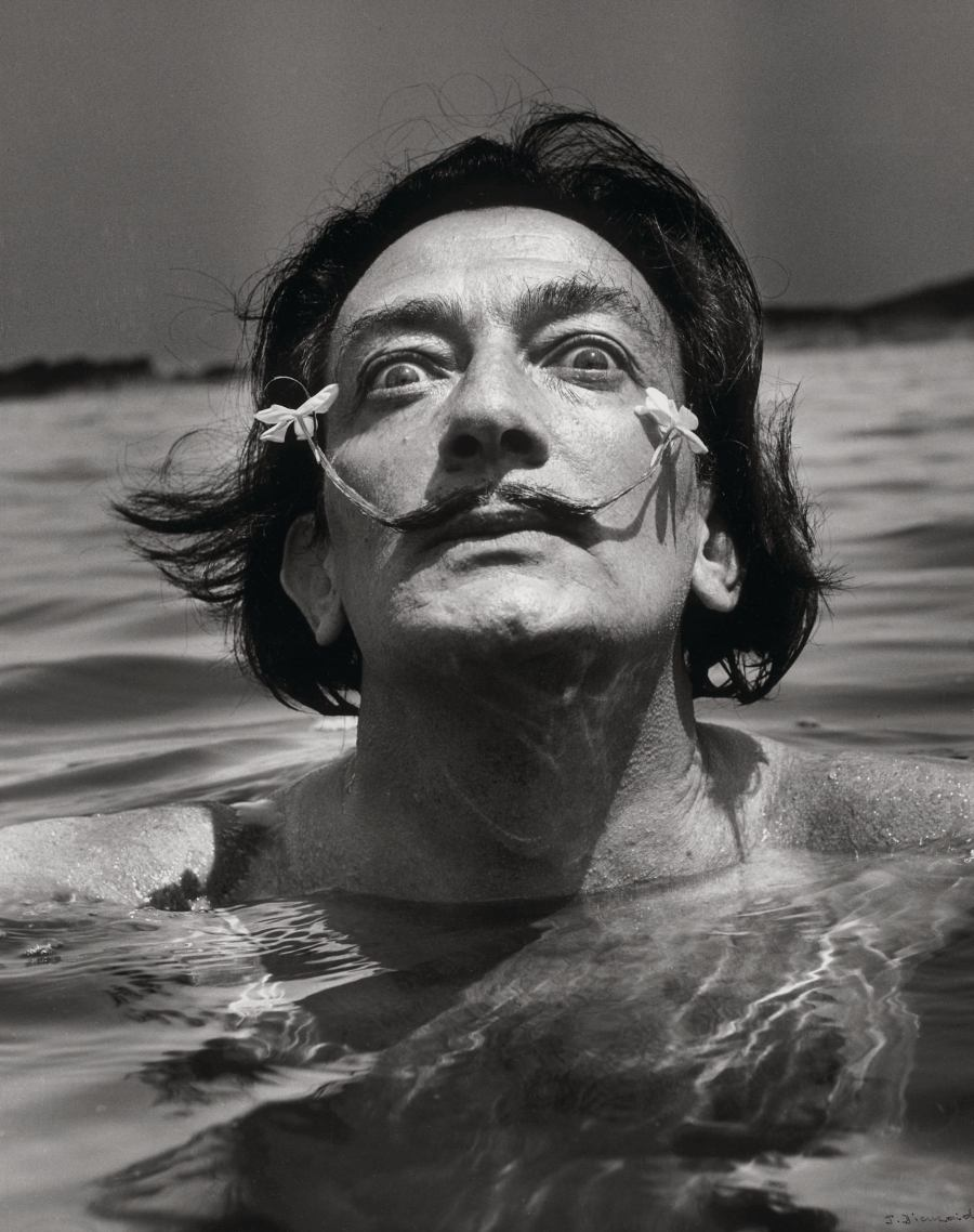 Salvador Dalí, Jean Dieudaize