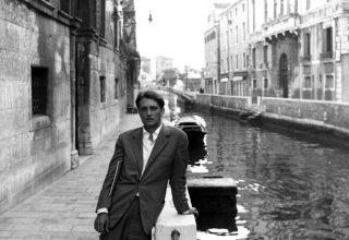 Tancredi Parmeggiani a Venezia 1955 1956 Venezia Fondazione Giorgio Cini Istituto di Storia dellArte Fondo Cardazzo