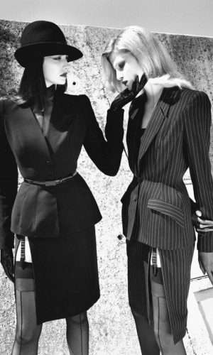Thierry Mugler- 1998 - © Helmut Newton Foundation_Berlin