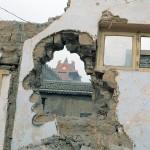Zhang Dali, Forbidden City, 1999