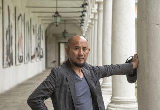 Qin Feng @FondazioneGCini #Venice