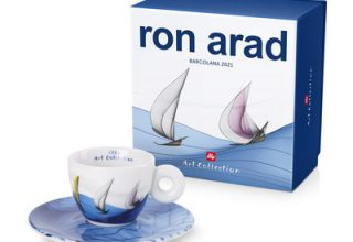 Illy Art Collection by Ron Arad