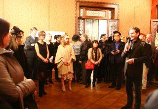 vernissage OpenArtCode Venice Palazzo Cavalli Franchetti